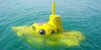 Submarino Amarelo que pode afundar muita gente...